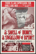 "Movie Posters:Sexploitation, A Smell of Honey, a Swallow of Brine Lot (Essaneff, 1966). OneSheets (2) (27"" X 41""). Sexploitation.. ... (Total: 2 Items)"