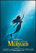 "Movie Posters:Animated, The Little Mermaid (Buena Vista, R-1997). One Sheet (27"" X 40"") DS Advance. Animated.. ..."
