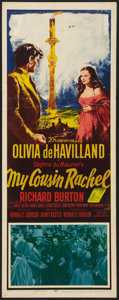 "Movie Posters:Mystery, My Cousin Rachel (20th Century Fox, 1952). Insert (14"" X 36"").Mystery.. ..."