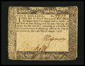 Colonial Notes:Maryland, Maryland August 14, 1776 $4 Very Fine-Extremely Fine....