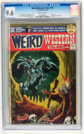 Bronze Age (1970-1979):Horror, Weird Western Tales #12 (DC, 1972) CGC NM+ 9.6 Off-white pages....