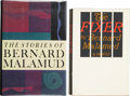 Books:First Editions, Bernard Malamud. Two First Editions, including: The Fixer.[and:] The Stories of Bernard Malamud. Both copie... (Total:2 Items)