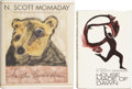 Books:Signed Editions, N. Scott Momaday. Two Signed First Editions, including: In theBear's House. Review copy. [and:] House M... (Total: 2Items)