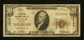 National Bank Notes:Missouri, Saint Louis, MO - $10 1929 Ty. 1 The Grand NB Ch. # 12220. ...