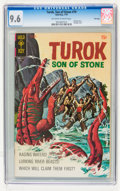 Bronze Age (1970-1979):Adventure, Turok, Son of Stone #70 File Copy (Gold Key, 1970) CGC NM+ 9.6 Off-white to white pages....