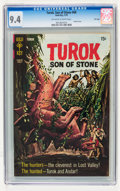 Bronze Age (1970-1979):Adventure, Turok, Son of Stone #68 File Copy (Gold Key, 1970) CGC NM 9.4 Off-white to white pages....