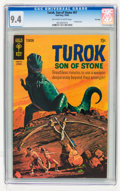 Silver Age (1956-1969):Adventure, Turok, Son of Stone #67 File Copy (Gold Key, 1969) CGC NM 9.4 Off-white to white pages....