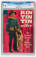 Silver Age (1956-1969):Adventure, Rin Tin Tin #27 File Copy (Dell, 1958) CGC NM+ 9.6 Off-white pages....
