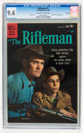Silver Age (1956-1969):Western, The Rifleman #3 File Copy (Dell, 1960) CGC NM 9.4 Off-white towhite pages....