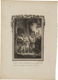 Antiques:Posters & Prints, Eleven Beautifully Engraved Plates From Ovid's Narrative PoemMetamorphoses.... (Total: 11 Items)