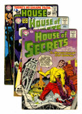 Silver Age (1956-1969):Mystery, House of Secrets Group (DC, 1958-76) Condition: Average VG....(Total: 53 Comic Books)