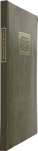Books:Signed Editions, George French Angas. The Kafirs Illustrated. A Facsimile Reprint of the Original 1849 Edition of Hand-Coloured Lithograp...
