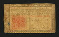 Colonial Notes:New Jersey, New Jersey March 25, 1776 3s Fine....