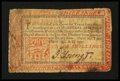 Colonial Notes:Pennsylvania, Pennsylvania April 10, 1777 3s Fine....