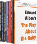 Books:Signed Editions, Edward Albee. Seven Signed Books, including: Tiny Alice. NewYork: Atheneum, 1965. First edition. Signed. 190 pa... (Total: 7Items)