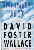 Books:Signed Editions, David Foster Wallace. Infinite Jest. Boston New York TorontoLondon: Little, Brown and Company, [1996].. First...
