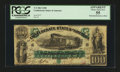 Confederate Notes:1861 Issues, T5 $100 1861.. ...