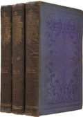 Books:First Editions, Charles Dickens. Great Expectations. In Three Volumes. London: Chapman and Hall, 1861.. First edition, first i... (Total: 3 Items)