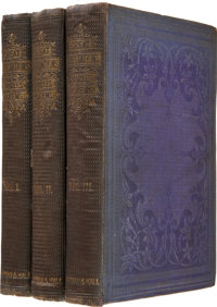 Charles Dickens. Great Expectations. In Three Volumes. London: Chapman and Hall, 186