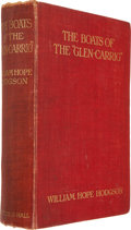Books:First Editions, William Hope Hodgson. The Boats of the 'Glen Carrig.'...