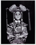 Post-War & Contemporary:Contemporary, HUNG LEI (Chinese, b. 1967). Woman in Qing Dynasty's RoyalDress, 2004 and Pan Jinlian, 2005 (2). Chromogenicprints... (Total: 2 Items)