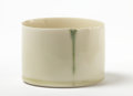 Post-War & Contemporary:Contemporary, CHUN LIAO (Chinese, 20th Century). Bowl, 1999. Porcelain with celadon glaze. 3 x 3-1/4 x 5 inches (7.6 x 8.3 x 12.7 cm)...