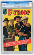 Silver Age (1956-1969):Humor, F-Troop #4 File Copy (Dell, 1967) CGC NM/MT 9.8 Off-white to whitepages....