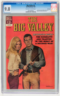 Silver Age (1956-1969):Western, Big Valley #5 File Copy (Dell, 1965) CGC NM/MT 9.8 Off-white towhite pages....