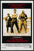 "Movie Posters:Blaxploitation, The Legend of Nigger Charley (Paramount, 1972). One Sheet (27"" X41""). Blaxploitation. ..."