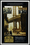 """Movie Posters:Crime, Once Upon a Time in America (Warner Brothers, 1984). One Sheet (27""""X 41""""). Crime...."""