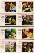 "Movie Posters:Hitchcock, Rear Window (Paramount, 1954). Lobby Card Set of 8 (11"" X 14""). ... (Total: 8 Items)"