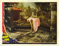 """Movie Posters:Horror, The Mummy's Tomb (Universal, 1942). Lobby Card (11"""" X 14""""). ..."""