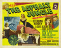 "Movie Posters:Film Noir, The Asphalt Jungle (MGM, 1950). Half Sheet (22"" X 28"") Style B. ..."