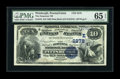 National Bank Notes:Pennsylvania, Pittsburgh, PA - $10 1882 Date Back Fr. 542 The Duquesne NB Ch. # (E)2278. ...