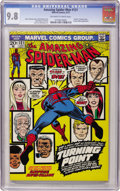 Bronze Age (1970-1979):Superhero, The Amazing Spider-Man #121 (Marvel, 1973) CGC NM/MT 9.8 Off-white to white pages....