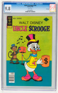 Bronze Age (1970-1979):Cartoon Character, Uncle Scrooge #144 File Copy (Gold Key, 1977) CGC NM/MT 9.8 White pages....