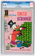 Bronze Age (1970-1979):Cartoon Character, Uncle Scrooge #141 File Copy (Gold Key, 1977) CGC NM+ 9.6 Whitepages....