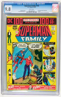 The Superman Family #164 (DC, 1974) CGC NM/MT 9.8 White pages