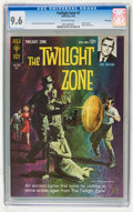Silver Age (1956-1969):Horror, Twilight Zone #7 File Copy (Gold Key, 1964) CGC NM+ 9.6 Off-whitepages....