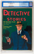 Platinum Age (1897-1937):Miscellaneous, Detective Picture Stories #1 Lost Valley pedigree (Comics Magazine,1936) CGC VG/FN 5.0 Cream to off-white pages....