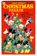 Bronze Age (1970-1979):Cartoon Character, Walt Disney Christmas Parade #11191 (Whitman Publishing Co. (GoldenPress), 1977) Condition: FN/VF....