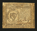Colonial Notes:Continental Congress Issues, Continental Currency November 2, 1776 $8 Very Fine....