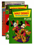 Bronze Age (1970-1979):Cartoon Character, Walt Disney Showcase Library Copies Group (Gold Key, 1972-75)Condition: Average FN.... (Total: 23 Comic Books)