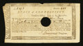 Colonial Notes:Connecticut, Connecticut Treasury Office. June 1, 1782. Very Fine-ExtremelyFine....