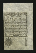 Colonial Notes:New Hampshire, New Hampshire April 1, 1737 5s Cohen Reprint Very Fine-ExtremelyFine....