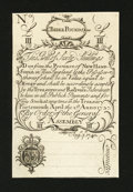 Colonial Notes:New Hampshire, New Hampshire April 1, 1737 Redated August 7, 1740 60s CohenReprint Gem New....