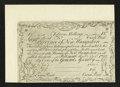 Colonial Notes:New Hampshire, New Hampshire April 3, 1755 Redated January 1, 1756 15s CohenReprint Gem New....
