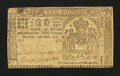 Colonial Notes:New York, New York April 15, 1758 £10 Very Fine....