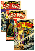 Silver Age (1956-1969):Horror, Ghost Manor Group (Charlton, 1968-71) Condition: Average VF/NM....(Total: 13 Comic Books)