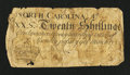 Colonial Notes:North Carolina, North Carolina March 9, 1754 20s Good-Very Good....